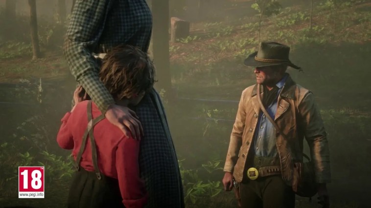 Red Dead Redemption 2 | Falta 1 dia! | PS4