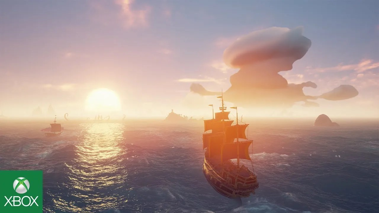 Sea of Thieves – E3 2019 – Anniversary Edition Trailer