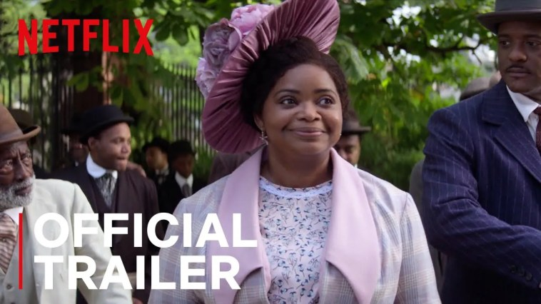 Self Made: Inspired by the Life of Madam C.J. Walker | Trailer Oficial | Netflix