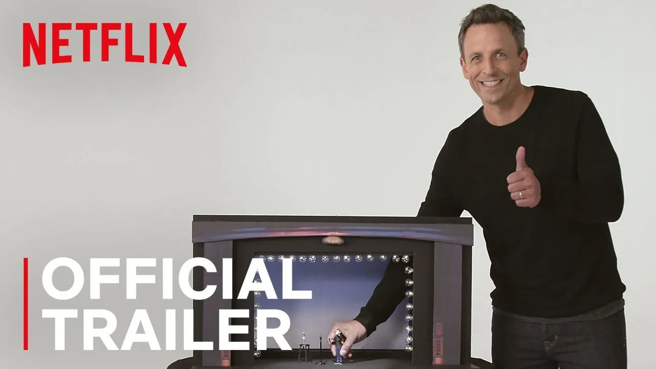 Seth Meyers Netflix Standup Special Trailer – Lobby Baby – Fake Toy
