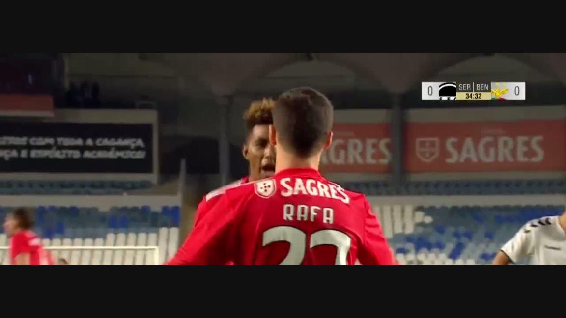 , SL Benfica, Golo, Rafa, 35m, 0-1, CA Notícias, CA Notícias