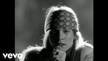 "youtube, ""Sweet Child O' Mine"" dos Guns N' Roses bate record no YouTube"