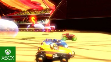 Team Sonic Racing - Team Up Trailer, Team Sonic Racing – Team Up Trailer, CA Notícias, CA Notícias