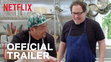 The Chef Show | Trailer Oficial | Netflix