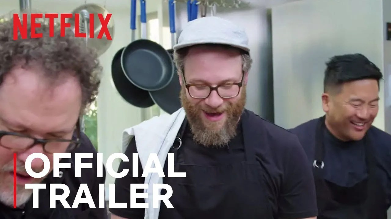 The Chef Show: Volume 2 | Trailer Oficial | Netflix