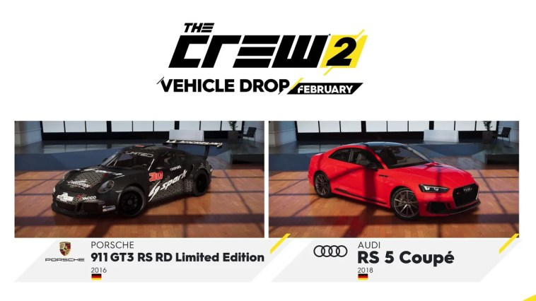The Crew 2: February Vehicle Drop Trailer | Ubisoft [NA]