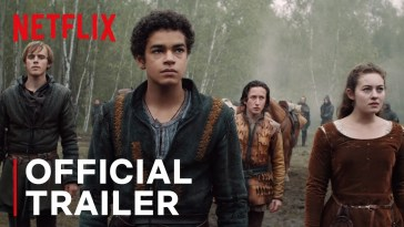 The Letter for the King | Trailer Oficial | Netflix
