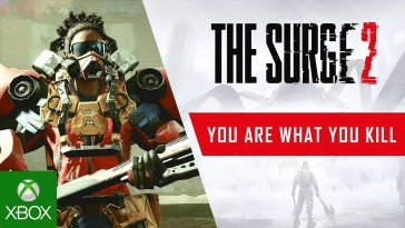 The Surge 2 – You Are What You Kill Trailer