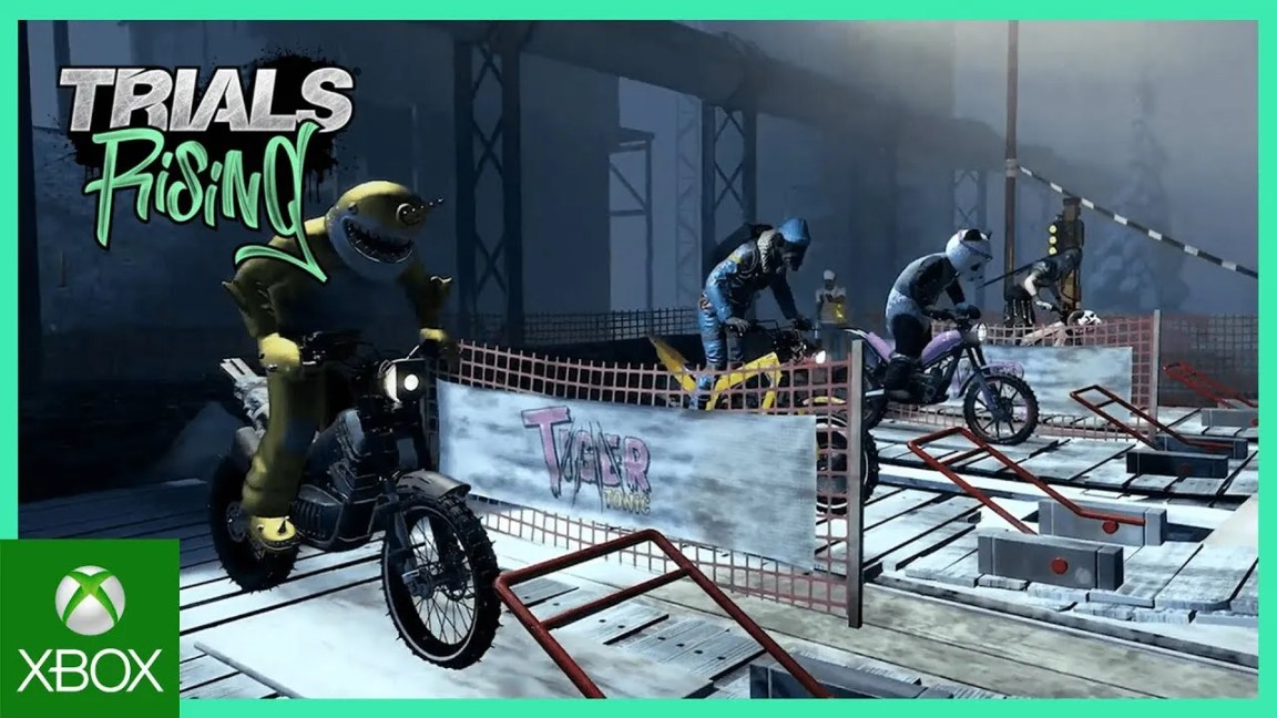 Trials Rising: Expedition to the North Pole – Season 4 Trailer