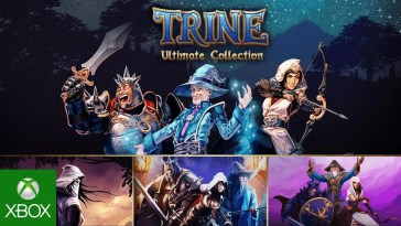 Trine: Ultimate Collection - Trailer de jogabilidade | Xbox One, Trine: Ultimate Collection – Trailer de jogabilidade | Xbox One, CA Notícias, CA Notícias