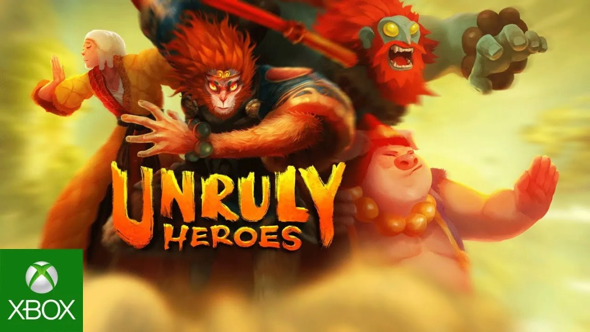 Unruly Heroes – Trailer de lançamento – Available Now