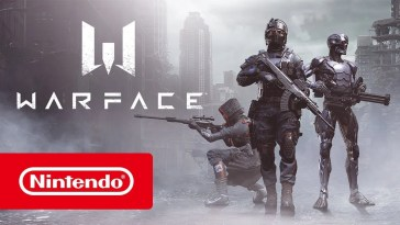 Warface – Trailer de lançamento (Nintendo Switch)