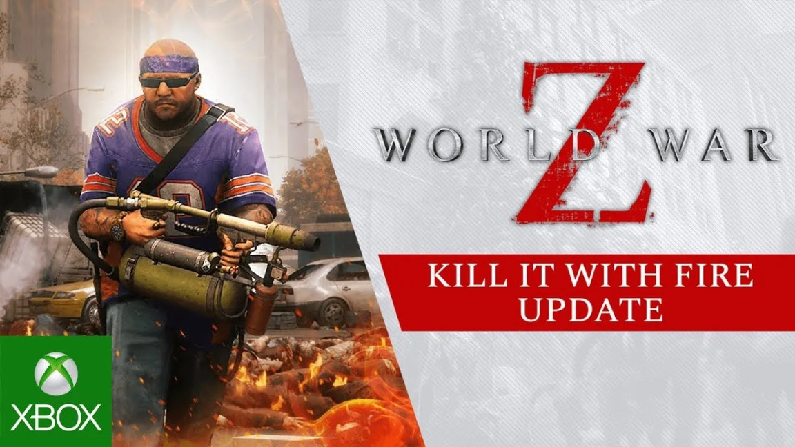 World War Z - Kill it with Fire Update Trailer, World War Z – Kill it with Fire Update Trailer, CA Notícias, CA Notícias
