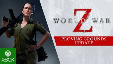 World War Z - Proving Grounds Update Trailer, World War Z – Proving Grounds Update Trailer, CA Notícias, CA Notícias