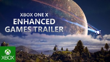 Xbox One X Enhanced – E3 2019 – Games Trailer