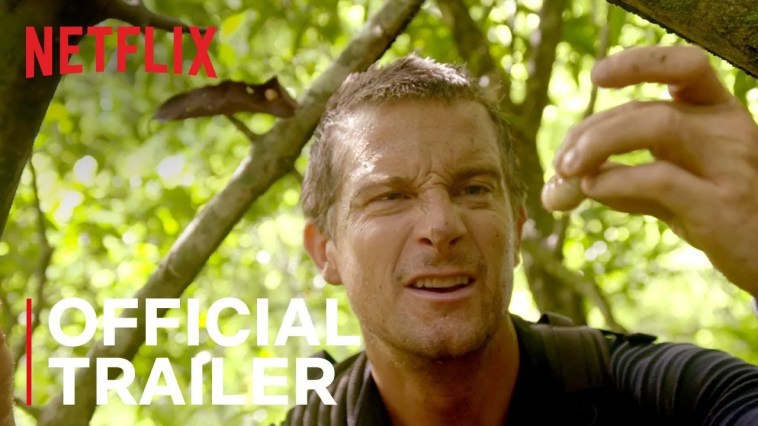 You vs. Wild | Interactive Series ft. Bear Grylls | Trailer Oficial | Netflix