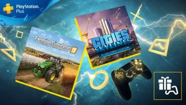 Playstation Plus, Farming Simulator 19 e Cities: Skyline são as ofertas do Playstation Plus de Maio, CA Notícias, CA Notícias