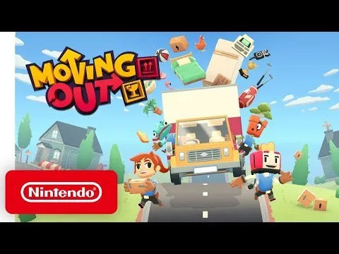 Moving Out - Trailer de lançamento (Nintendo Switch)