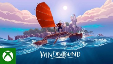 Windbound Announcement Trailer