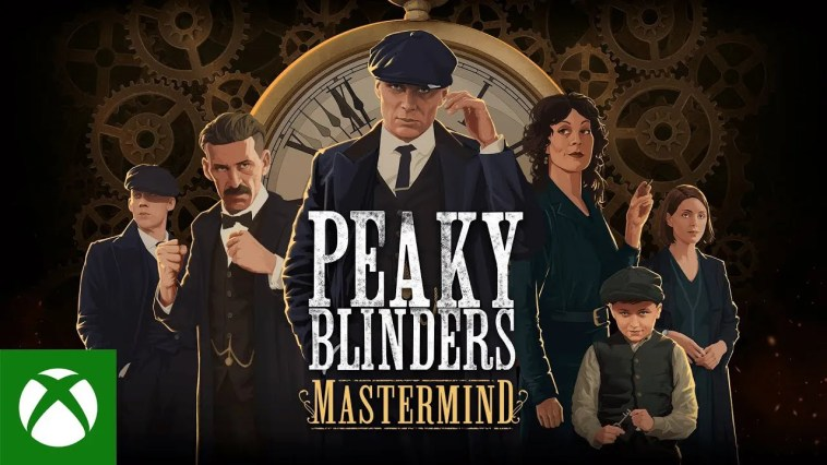 Peaky Blinder: Mastermind - Official Reveal Trailer