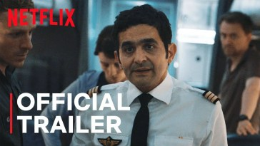 Into the Night I Official Trailer I Netflix