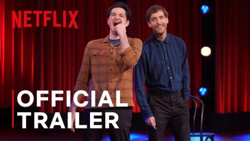 Middleditch,middleditch & schwartz netflix, Middleditch & Schwartz | Episode 3: Dream Job Teaser | Netflix
