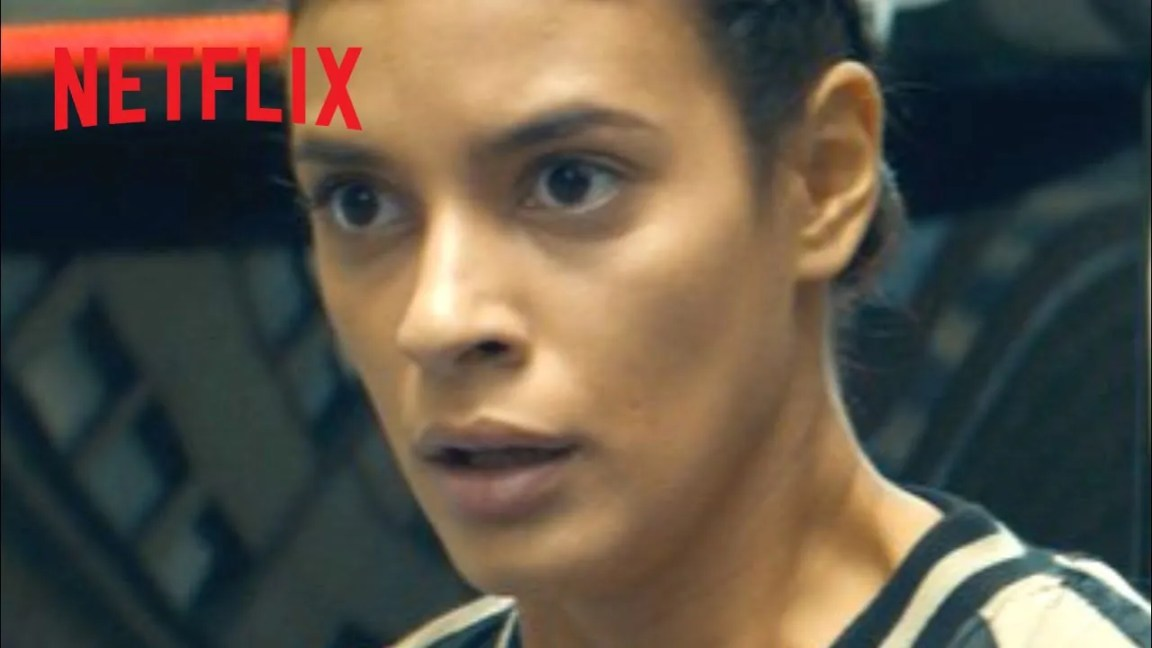 Why Maddy From Code 8 Looks So Familiar | Netflix