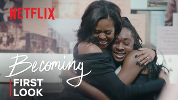 Becoming, Becoming | First Look | Netflix