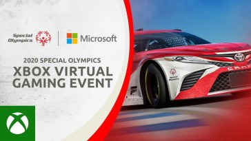 2020 Special Olympics – Xbox Virtual Gaming Event [ENG] – ft. Forza Motorsport 7
