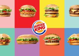 """BURGER KING, Burger King lança campanha """"Os Eleitos"""" onde os clientes escolhem 2 hambúrgueres por 4€, CA Notícias, CA Notícias"""