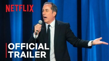 Jerry Seinfeld: 23 Hours to Kill | Official Trailer | Netflix