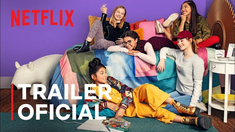 O Clube das Baby-Sitters | Trailer oficial | Netflix, O Clube das Baby-Sitters | Trailer oficial | Netflix