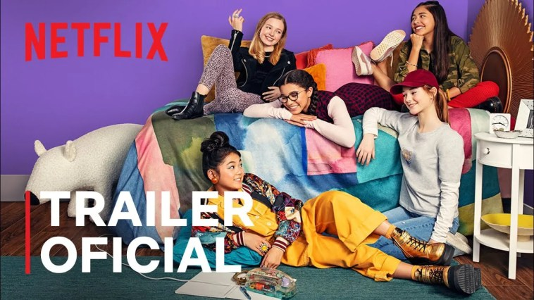 O Clube das Baby-Sitters | Trailer oficial | Netflix
