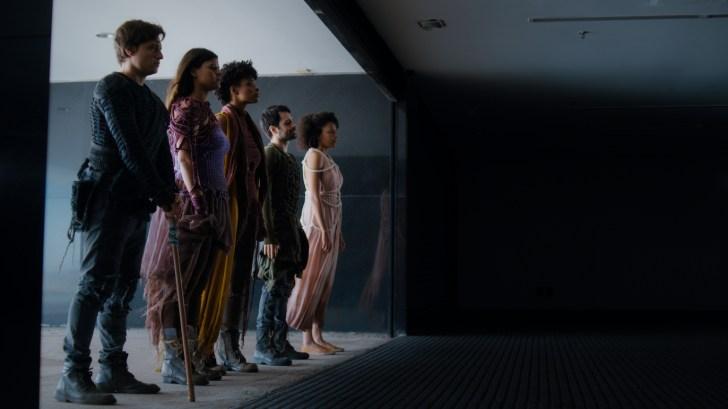 """imagens,3%,netflix,quarta,temporada, """"3%"""": as primeiras imagens da quarta e última temporada da série da Netflix, CA Notícias"""