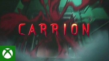 CARRION - Download Now - Launch Trailer