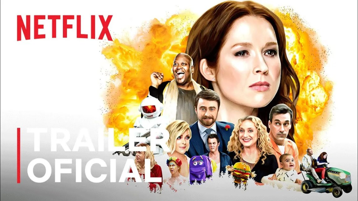 Unbreakable Kimmy Schmidt: Kimmy vs. the Reverend | Trailer oficial do especial interativo | Netflix