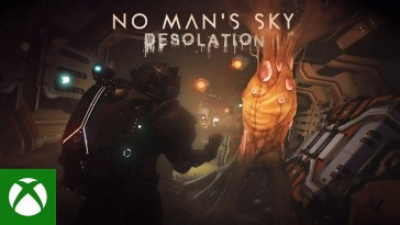 No Man's Sky Desolation Trailer