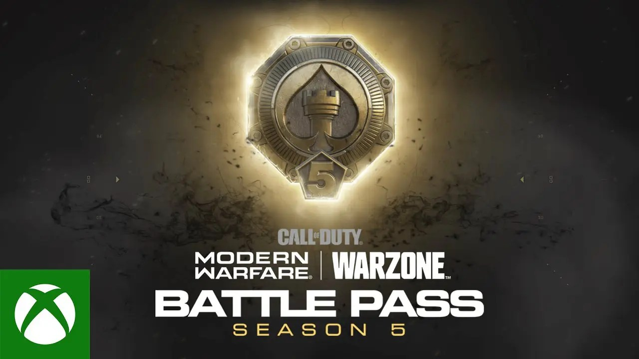 Call of Duty®: Modern Warfare® & Warzone - Season Five Battle Pass Trailer