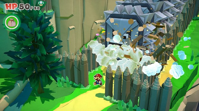 Paper Mario, Paper Mario: The Origami King (Nintendo Switch) | Análise Gaming