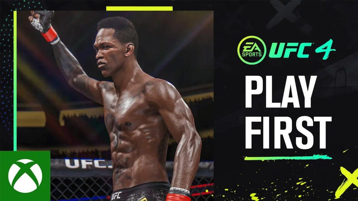 Play EA SPORTS UFC 4 | Available Now With EA Access