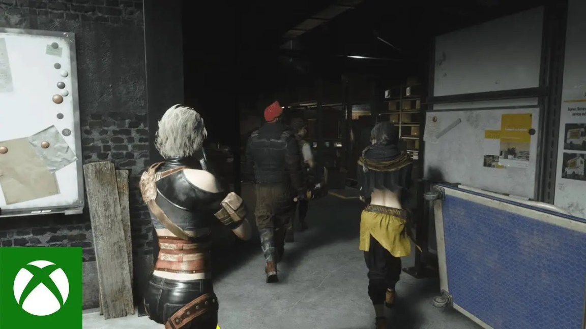 Resident Evil Resistance - August Title Update and RE2 Costumes Trailer, Resident Evil Resistance – August Title Update and RE2 Costumes Trailer