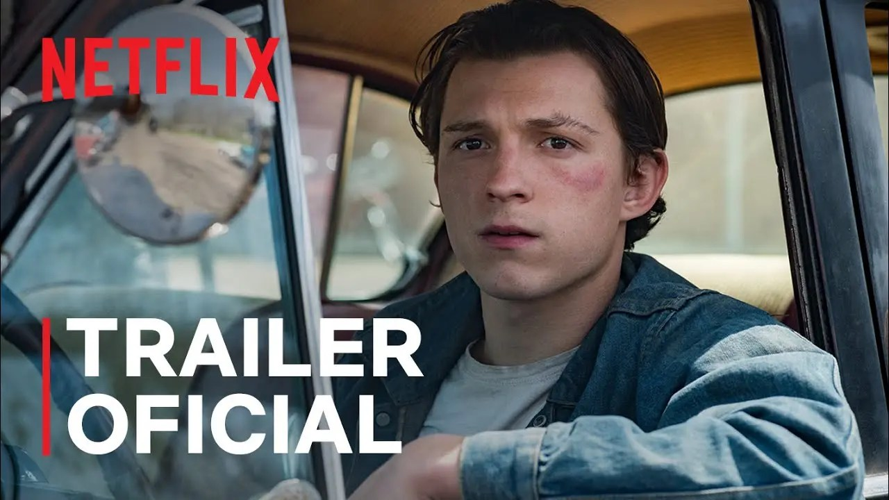 Sempre o Diabo – com Tom Holland e Robert Pattinson | Trailer oficial | Netflix