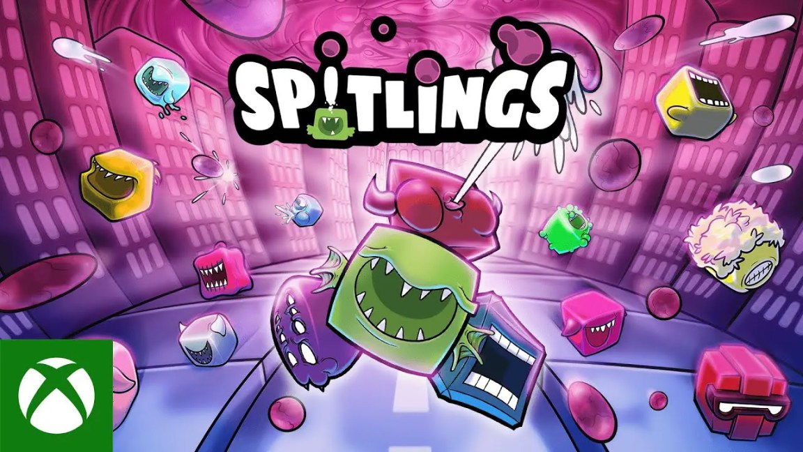 Spitlings | Launch Trailer - YouTube