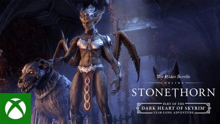 The Elder Scrolls Online: Stonethorn - Gameplay Trailer