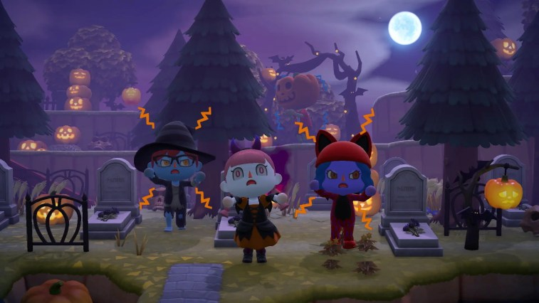 Animal Crossing New Horizons - Halloween (2)