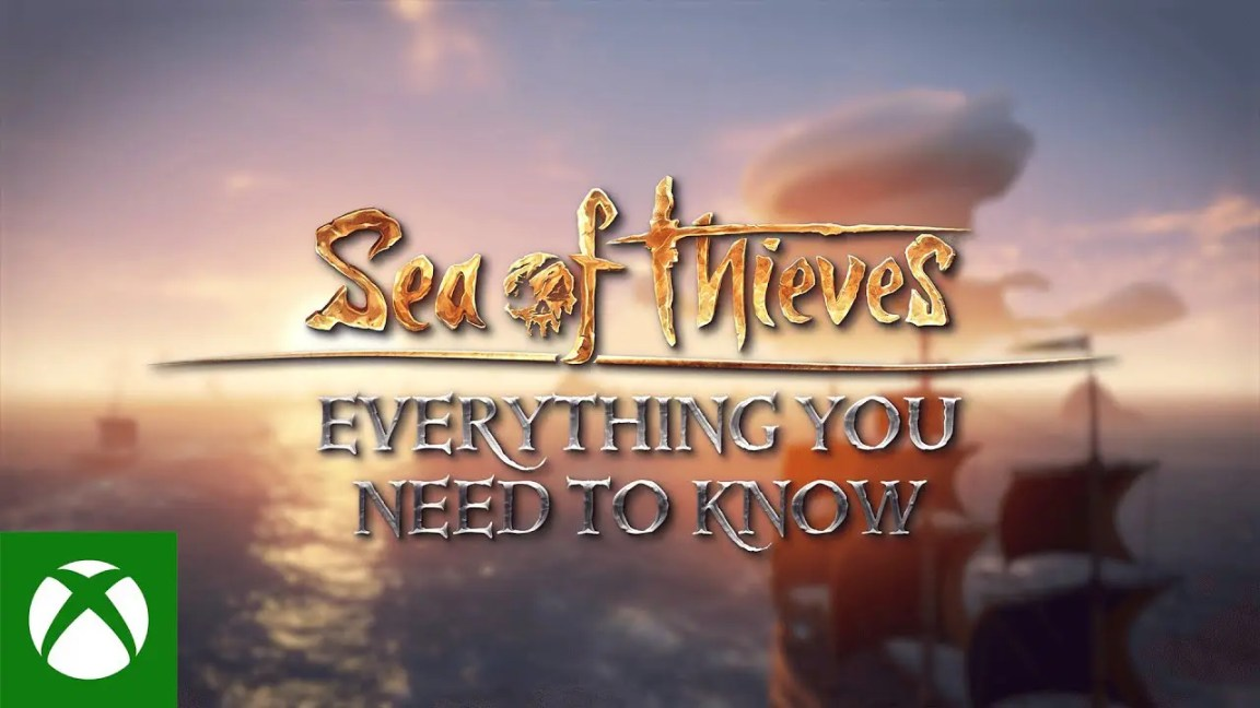Everything You Need to Know About Sea of Thieves in 2020, Everything You Need to Know About Sea of Thieves in 2020