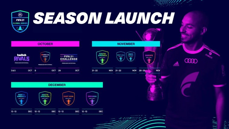 FIFA 21 Global Series Season Launch