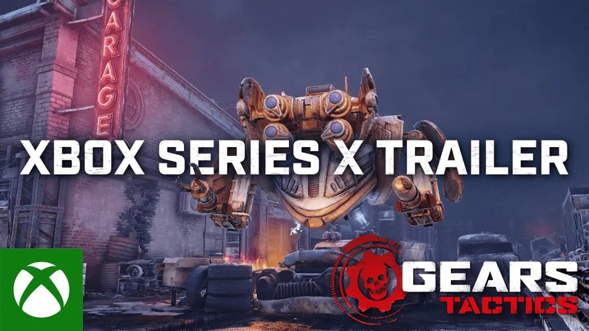 Gears Tactics for Xbox Consoles - Announce Trailer, Gears Tactics for Xbox Consoles – Announce Trailer