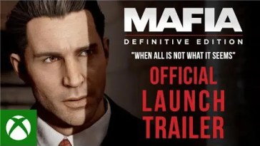 "Mafia: Definitive Edition - Launch Trailer ""When All is Not What it Seems"""