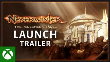 Neverwinter: The Redeemed Citadel - Episode 1 Official Launch Trailer